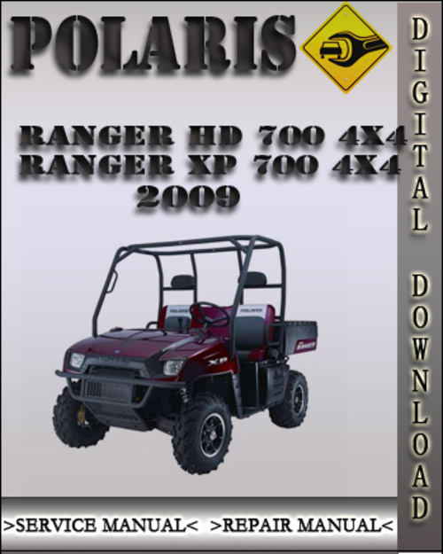 polaris 2009 ranger 700 service manual pdf download. Black Bedroom Furniture Sets. Home Design Ideas