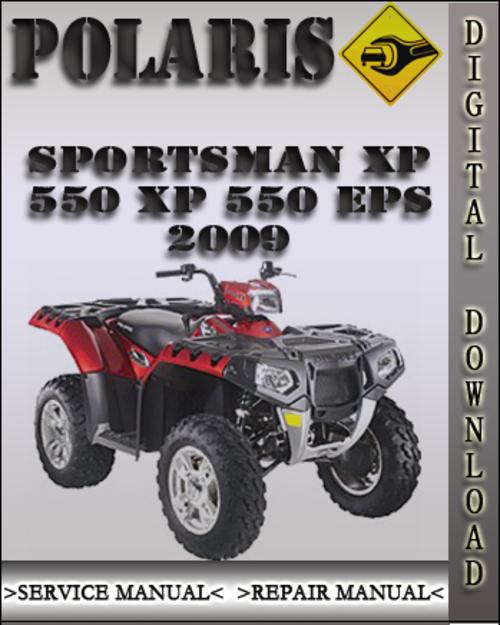 2009 polaris sportsman xp 550 xp 550 eps factory service repair man rh tradebit com 2014 Polaris Sportsman 550 EPS 2014 Polaris Sportsman 400