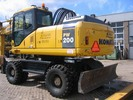 Thumbnail KOMATSU PW200-7K PW220-7K  WHEELED EXCAVATOR SERVICE MANUAL