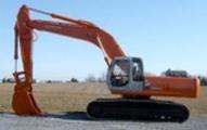 Thumbnail Hitachi EX300-5 EX300LC-5 EX370-5 Excavator Service Manual