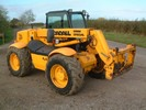 Thumbnail JCB 504B 526 TELESCOPIC HANDLER SERVICE MANUAL