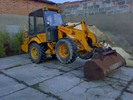 Thumbnail JCB 406 407 408 409 WHEEL LOADER SERVICE MANUAL