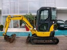 KOMATSU PC20MR-2 EXCAVATOR SERVICE SHOP MANUAL