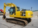 KOMATSU PC200LC-6Z EXCAVATOR SERVICE SHOP MANUAL