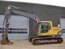 Thumbnail VOLVO EC160B LC EXCAVATOR SERVICE REPAIR MANUAL