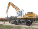 Thumbnail LIEBHERR A934 A934B A944HD A944B-HD EXCAVATOR SERVICE MANUAL