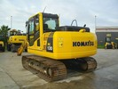 KOMATSU PC130-8 EXCAVATOR SERVICE SHOP MANUAL
