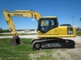 KOMATSU PC160LC-7 EXCAVATOR SERVICE SHOP MANUAL