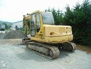 KOMATSU PC95R-1 EXCAVATOR SERVICE SHOP MANUAL