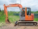 HITACHI ZX75US-3 ZX85US-3 EXCAVATOR SERVICE MANUAL