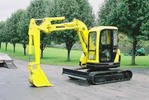 Thumbnail KOMATSU PC50UU-2 EXCAVATOR OPERATION & MAINTENANCE MANUAL