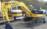 Thumbnail KOMATSU PC05-6 PC10-6 PC15-2 EXCAVATOR MAINTENANCE MANUAL