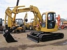 Thumbnail KOMATSU PC75UU-3 EXCAVATOR OPERATION & MAINTENANCE MANUAL