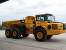 Thumbnail VOLVO A25E ARTICULATED DUMP TRUCK SERVICE REPAIR MANUAL