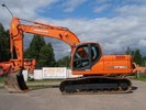 Thumbnail DAEWOO DOOSAN DX180LC EXCAVATOR SERVICE SHOP MANUAL