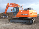 Thumbnail DAEWOO DOOSAN DX225LC EXCAVATOR SERVICE SHOP MANUAL