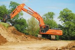 Thumbnail DAEWOO DOOSAN DX420LC EXCAVATOR SERVICE SHOP MANUAL