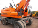 Thumbnail DAEWOO DOOSAN DX190W WHEEL EXCAVATOR SERVICE SHOP MANUAL