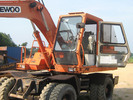 Thumbnail DAEWOO DOOSAN DH130W ELECTRICAL HYDRAULIC SCHEMATICS MANUAL