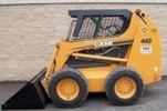 CASE 445 SKID STEER PARTS CATALOG MANUAL