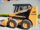 Thumbnail CASE 420 SERIES 3 SKID STEER LOADER PARTS CATALOG MANUAL