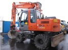 Thumbnail HITACHI ZAXIS ZX 130W WHEELED EXCAVATOR SERVICE  MANUAL SET