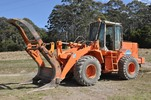 Thumbnail HITACHI LX100-2 LX120-2 LX150-2 WHEEL LOADER OPERATORS MANUAL