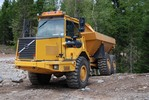 VOLVO BM A20C ARTICULATED DUMP TRUCK SERVICE REPAIR MANUAL