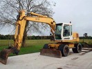 Thumbnail LIEBHERR A308 WHEELED EXCAVATOR OPERATION AND MAINTENANCE MA