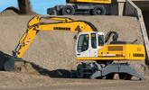 Thumbnail LIEBHERR A914 LITRONIC HYDRAULIC EXCAVATOR OPERATION AND MAINTENANCE MANUAL #5 (Serial no. from: 8143)