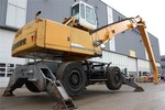 Thumbnail LIEBHERR A934C HD LITRONIC PICK & CARRY LOG LOADER OPERATING MANUAL #5 (Serial no. from: 57000)