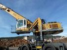 Thumbnail LIEBHERR A954 LITRONIC HYDRAULIC EXCAVATOR OPERATION AND MAINTENANCE MANUAL (Serial no. from: 121)