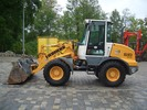 Thumbnail LIEBHERR L510-1114 WHEEL LOADER OPERATING MANUAL (S/N 26361)
