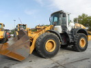 Thumbnail LIEBHERR L544-443 WHEEL LOADER OPERATORS OPERATING MANUAL