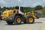 Thumbnail LIEBHERR L550-1287 WHEEL LOADER OPERATORS OPERATING MANUAL