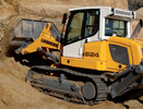 Thumbnail LIEBHERR LR624 WITH STEERING PEDAL CRAWLER LOADER OPERATORS OPERATING MANUAL (Serial no. from: 8957)