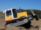 Thumbnail LIEBHERR PR714 LITRONIC CRAWLER DOZER OPERATORS OPERATING MANUAL (Serial no. from: 138239)