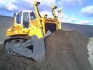 Thumbnail LIEBHERR PR754 LITRONIC CRAWLER DOZER OPERATORS OPERATING MANUAL (Serial no. from: 9707)