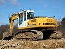Thumbnail LIEBHERR R900C LITRONIC HYDRAULIC EXCAVATOR OPERATORS OPERATING MANUAL (Serial no. from: 25621)