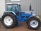 FORD NEW HOLAND 8210 TRACTOR OPERATORS MANUAL
