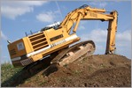 Thumbnail LIEBHERR R962 LITRONIC EXCAVATOR OPERATORS OPERATING MANUAL (Serial no. from: 851)