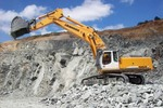 Thumbnail LIEBHERR R964 LITRONIC EXCAVATOR OPERATORS OPERATING MANUAL (Serial no. from: 801 - 850)