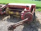 Thumbnail NEW HOLLAND 282 HAYLINER BALER OPERATORS MANUAL
