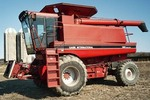 CASE IH 1660 COMBINE OPERATORS MANUAL AND 3 SUPPLEMENT MANUALS