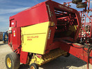 Thumbnail NEW HOLLAND 855 ROUND BALER OPERATORS MANUAL #2