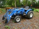 Thumbnail NEW HOLLAND TC25D TC29D TC33D TRACTOR SPANISH OPERATORS MANU