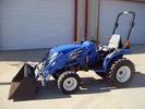 Thumbnail NEW HOLLAND TC23DA TC26DA TRACTOR OPERATORS MANUAL