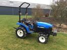 Thumbnail NEW HOLLAND TC21D TRACTOR OPERATORS MANUAL