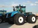 Thumbnail NEW HOLLAND T9.450 T9.505 T9.560 T9.615 T9.670 TIER 2 TRACTOR SPANISH OPERATORS MANUAL PIN ZDF200001 AND ABOVE