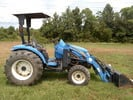 Thumbnail NEW HOLLAND T2310 T2320 2330 TRACTOR WITH 12X12 GEAR TRANSMISSION OPERATORS MANUAL